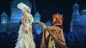 Цирк Франдетти теперь в Большом. Премьера «Сказки о царе Салтане»