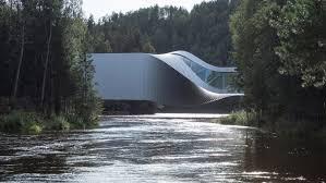 В Норвегии открыли очень необычный мост