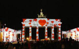 В Берлине начался Фестиваль света