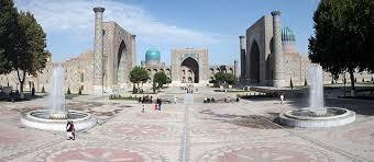 Узбекистан набирает популярность у российских туристов