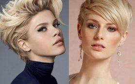 Популярные прически для тонких волос