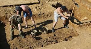 В Казахстане раскопали могилу сарматского «золотого человека»