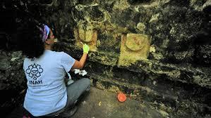 В Мексике ученые обнаружили дворец майя размером с футбольное поле