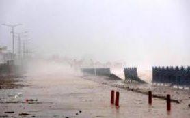 На Анталию идет мощнейший шторм