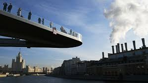 Не только Парящий мост и вид на Кремль. Зачем еще идти в «Зарядье»