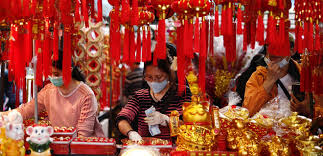 В Пекине из-за вируса отменили празднование китайского Нового года