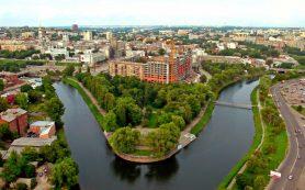 Топ 5. Самые большие города Украины по населению