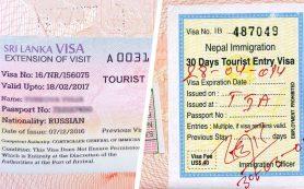 В Шри-Ланку и Непал без визы: для российских туристов открыли границы