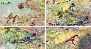 «Оборотни»-охотники оказались героями древнейшей живописи
