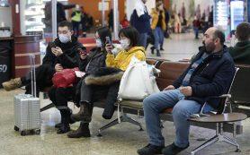 Россия ограничила въезд иностранцев из Китая