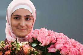 Айшат Кадырову наградили за вклад в культуру Чечни