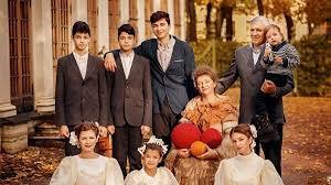 В Санкт-Петербурге покажут «Семейный аккаунт» Ашота Джазояна