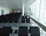 Аэропорты начали закрывать часть терминалов из-за эпидемии Поделиться в Facebook