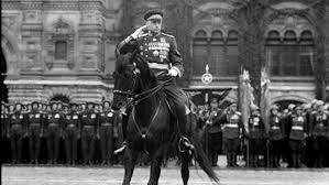 Телеканал «Победа» покажет ранее неизданные кадры с парада 1945 года