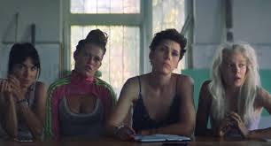 Ирина Горбачева с подругами начинает новую жизнь в тизере сериала «Чики»