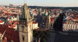 Прага собирается сменить туристическую ориентацию