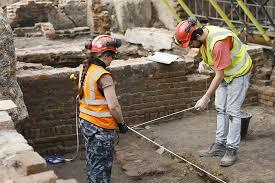 СМИ: археологи обнаружили развалины первого британского театра