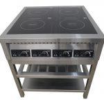 Характеристики и преимущества современных индукционных электрических плит