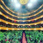 В оперном театре «Лисео» посвятили концерт растениям