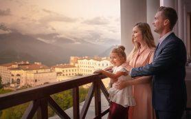 В дни осенних каникул дети до 12 лет проживают бесплатно в отелях Курорта Красная Поляна