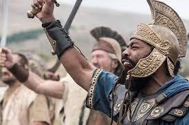 Германские племена сражаются с римскими легионами в сериале «Варвары»