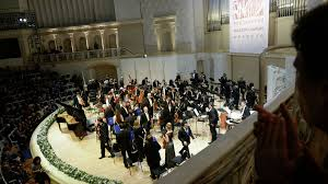 Российский национальный оркестр открывает большой фестиваль в Москве