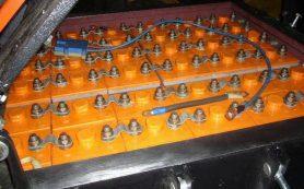 Щелочные тяговые батареи