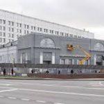 """Фасад кинотеатра """"Художественный"""" открыли после реставрации"""