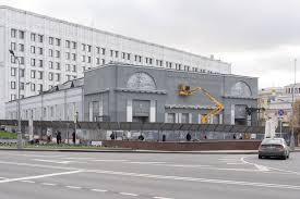 Фасад кинотеатра «Художественный» открыли после реставрации