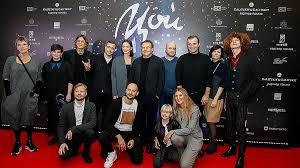 В Москве прошла премьера фильма Алексея Учителя «Цой»