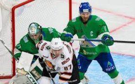 Шесть хоккеистов «Салавата Юлаева» не были допущены до матча с «Йокеритом»