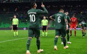 «Краснодар» сыграет в плей-офф Лиги Европы с загребским «Динамо»