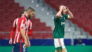 Российские клубы пять лет не выходят в плей-офф Лиги чемпионов