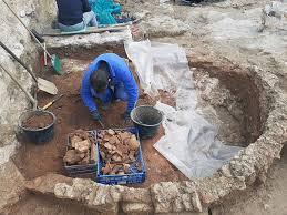 В округе Херсонеса нашли керамическую мастерскую