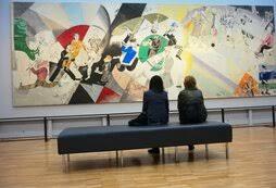 Шагал и Малевич попали в лонг-лист премии The Art Newspaper Russia