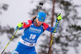 Мужская сборная России стала четвертой в эстафете на этапе КМ по биатлону