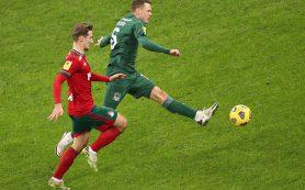 «Краснодар» победил «Локомотив» со счетом 5:0