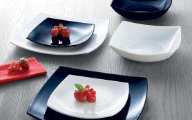 Экологичные тарелки марки Luminarc