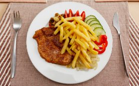 Пища, которая способствует воспалению, увеличивает риск болезней сердца и инсульта