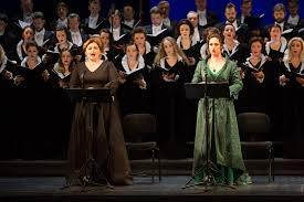 На Крещенском фестивале исполнили «Реквием» Верди и «Пирата» Беллини