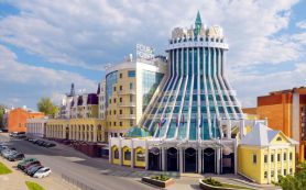 Калужский Four Points by Sheraton признан лучшим в сети Marriott International