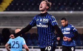 Гол Миранчука вывел «Аталанту» в полуфинал Кубка Италии