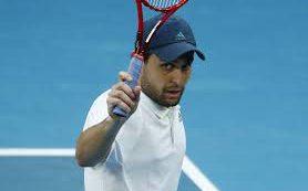 Аслан Карацев отыгрался с 0:2 по сетам и вышел в четвертьфинал Australian Open