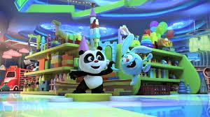 Мультсериал «Панда и Крош» выходит в России