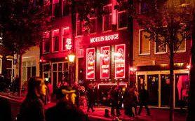 В Амстердаме хотят перенести Квартал красных фонарей в «эротический центр» на окраине