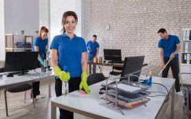 Профессиональная уборка бизнес-центров в Украине
