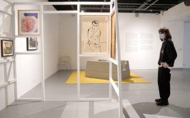 Выставка «Все наоборот» открылась в ММОМА