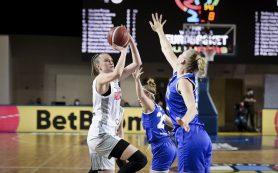 Россиянки лучше Эстонии в игре отбора на первенство Старого Света