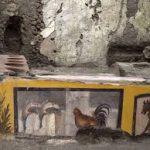 Как выглядели интерьеры древнеримской закусочной