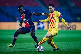 «ПСЖ» выбил каталонцев из Лиги чемпионов